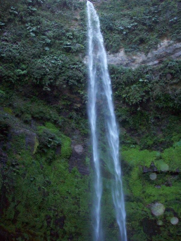 Salto del Claro-85 mètres