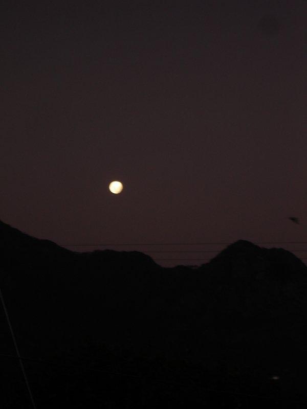Clair de Lune à Pucon